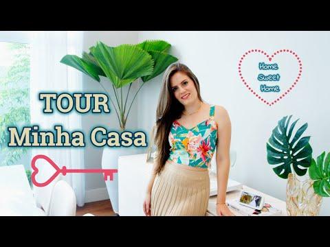 TOUR PELA CASA (PARTE 1) | Tati Maniero