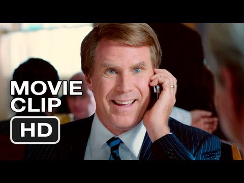 The Campaign Movie CLIP - Finance Reform (2012) - Will Ferrell, Zach Galifianakis Movie HD