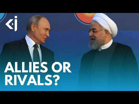 Is RUSSIA playing a DOUBLE GAME with IRAN? - KJ VIDS
