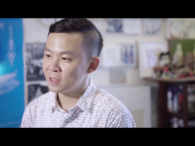 Lady Dior As Seen By - Interview with Liu Chih-Hung