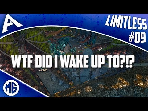 WTF DID I WAKE UP TO?!? BOSS PREPERATION  Ark: Survival Evolved