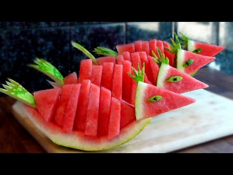 Generate HOW TO QUICKLY CUT AND SERVE A WATERMELON BIRDS!!!!! Screenshots