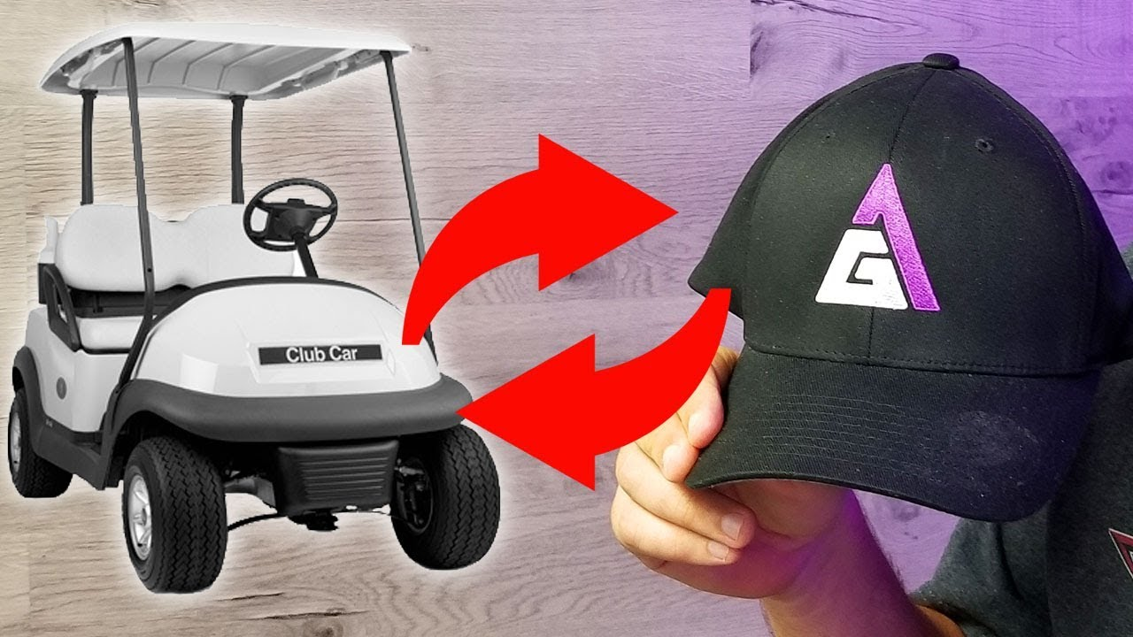 HOW I TRADED MY HAT FOR A GOLF CART - YouTube 4fdcf2de347