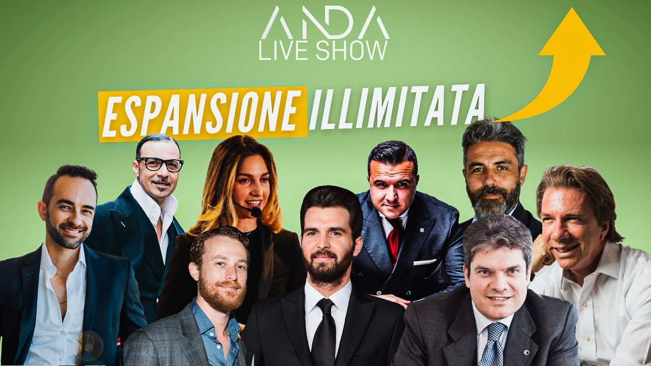 ANDA Live Show 8 – Espansione Illimitata