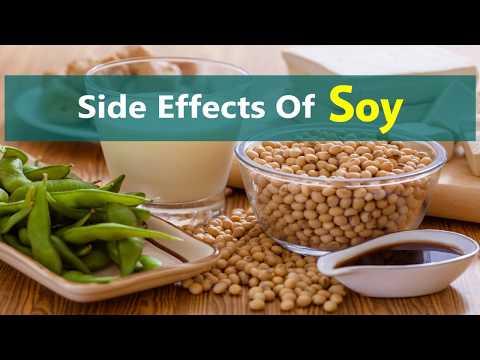 Side Effects Of Soy
