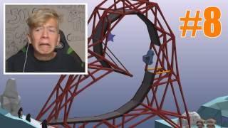 ONMOGELIJKE LEVELS? - Poly Bridge #8