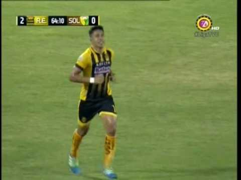 TVC Liga Honduras- Segundo gol de Real España sobre Social Sol Apertura 2016