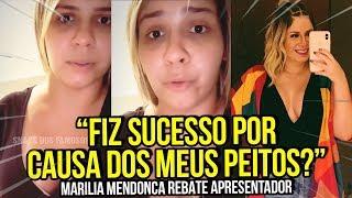 Baixar TRET4 APRESENTADOR IRONIZA E MARILIA MENDONÇA REBATE!