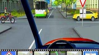 видео ПДД онлайн тест билет № 31