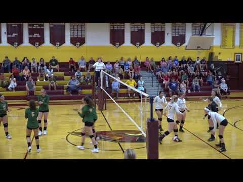 Case High School Volleyball vs Greater New Bedford RVT High School