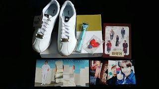 [UNBOXING] BTS Puma Turin sneakers | BT21 | A Korean Odyssey OST