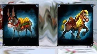 MMORPG CARNAGE: Игровые животные