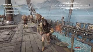 ASSASSINS CREED _ Part 11 Sinking Enemy Ships _ ODYSSEY WALK THROUGH