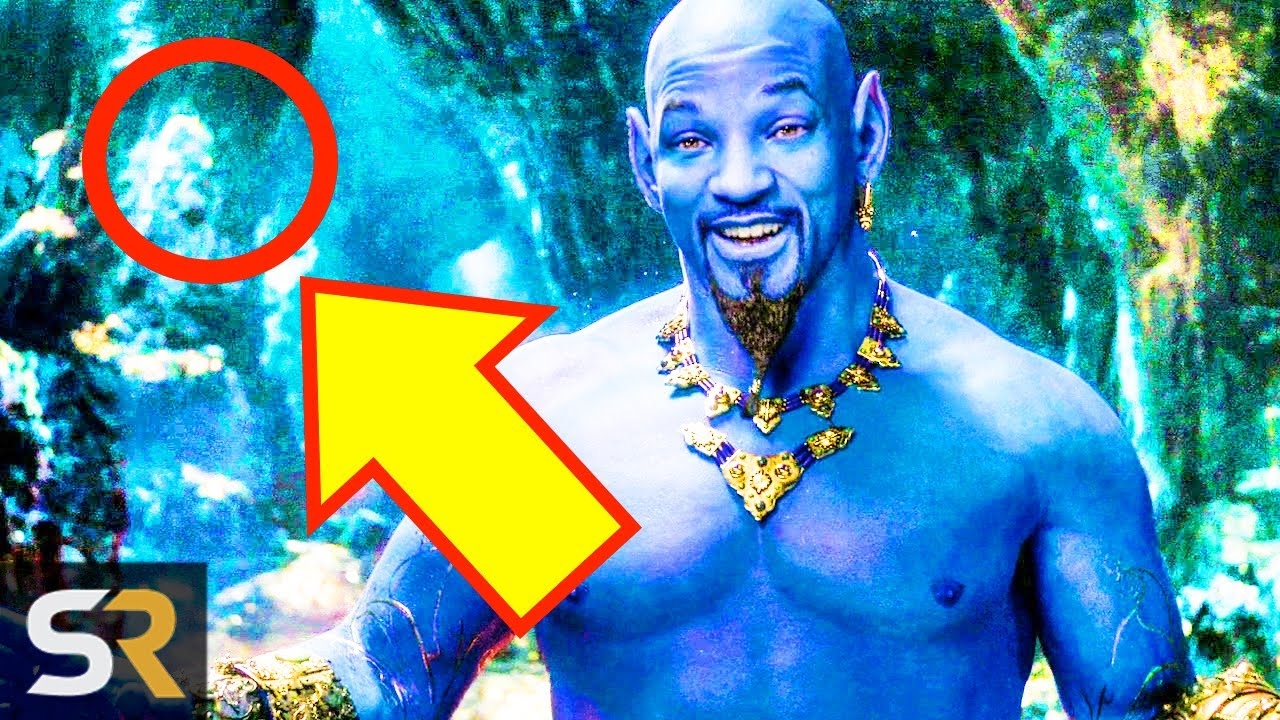 25 Things You Missed In Disney S Aladdin 2019