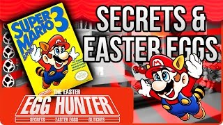 Super Mario Bros 3 Secrets - The Easter Egg Hunter