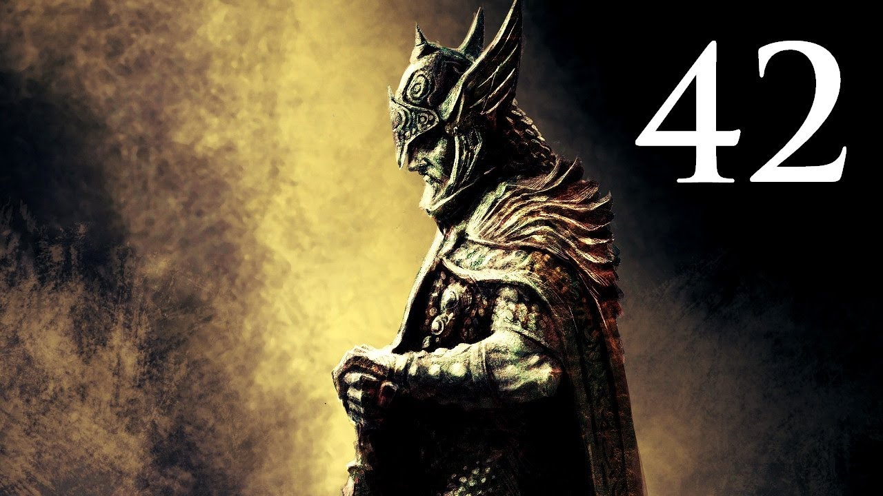 Elder Scrolls V: Skyrim - Walkthrough - Part 42 - Alduin\'s Wall ...