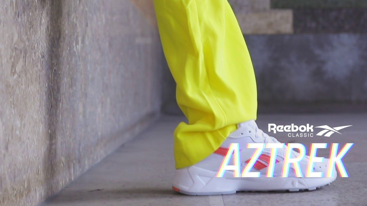 Return of the Reebok Aztrek - YouTube