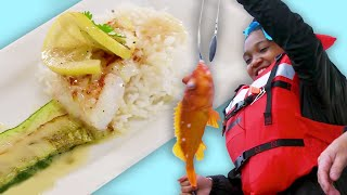 Kids Catch and Cook Their Own Fish!  | Universal Kids