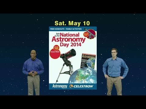 """Star Gazers - """"Astronomy Day And More""""-  5 Min. version"""