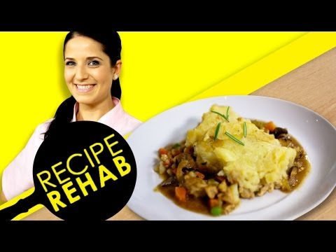 Chef Laura Vitale's Shepherd's Pie Lightened Up I Recipe Rehab I Everyday Health