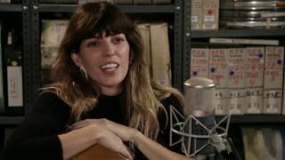 Lou Doillon at Paste Studio NYC live from The Manhattan Center