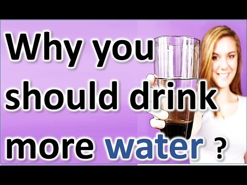 6 Reasons Why You Should Drink More Water | Drinking Water Benefits