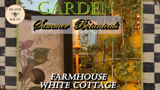 *New* White Cottage Farmhouse  Decor  French Country Decorating  Simple and Elegant!