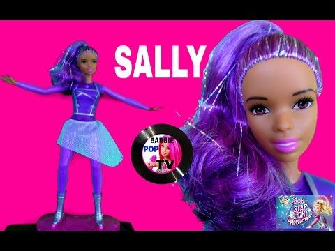 Barbie Sally En Una Aventura Espacial / Es Espectacular - YouTube