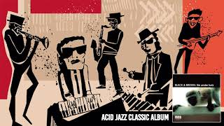 The Best of Acid Jazz - Black & Brown File Under Funk