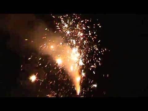 Glorious - Burn Baby Burn firework