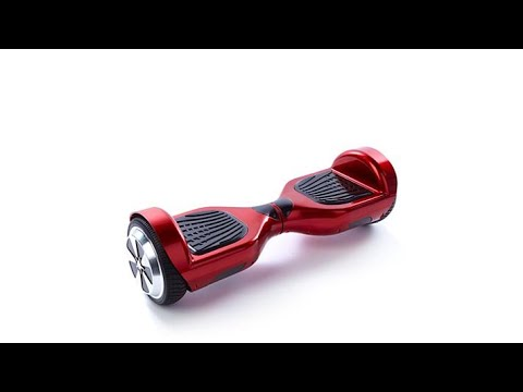 Thumbnail: AIR RIDE Pro SelfBalancing Hoverboard w/Backpack Bag