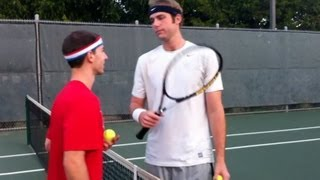 Tennis Smackdown | Game On!