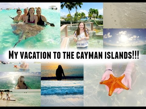My VACATION to CAYMAN ISLANDS!! VLOG