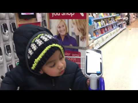Grocery Time In Tesco
