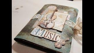 Tutorial álbum Scrap Music