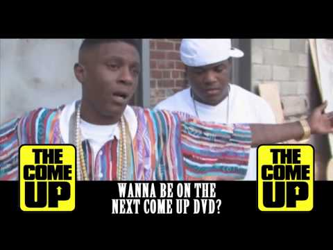 Lil Boosie The Come Up DVD