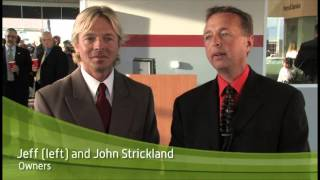 Green Toyota Dealership | Strickland's