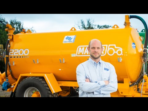 Reliable and no fuss Major Tankers are features of SW Machinery Hire