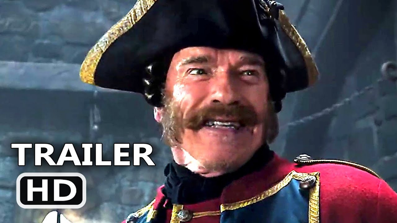 Download THE IRON MASK Official Trailer (2020) Arnold Schwarzenegger, Jackie Chan Movie HD