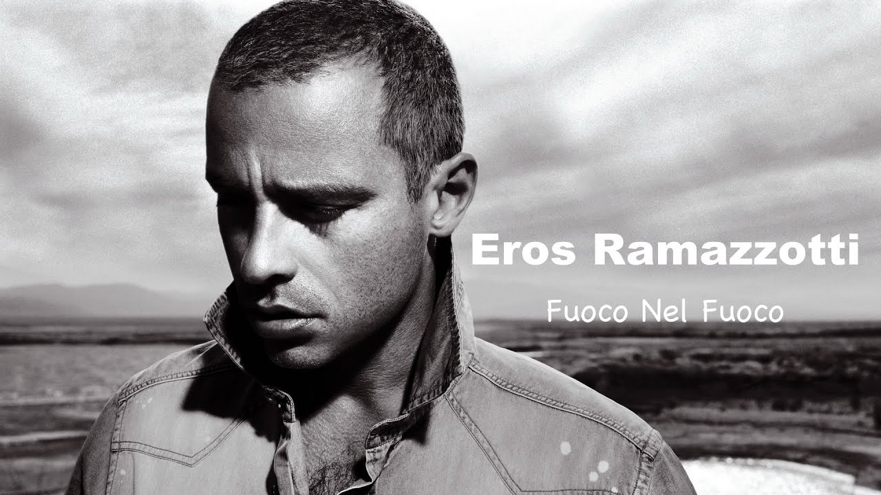 Eros ramazzotti song lyric phrase, simply