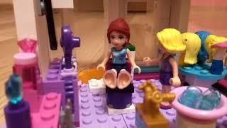 Super fryzury dziewczyn#Lego Friends Odc.2