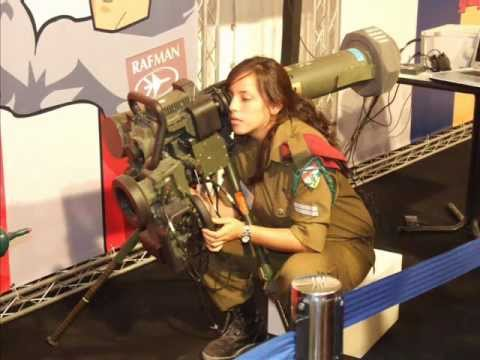 Beautiful Women from Israel Defense Forces - IDF Girls