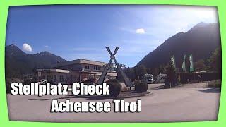 Stellplatz-Check: Alpen Caravan Park Achensee - Tirol