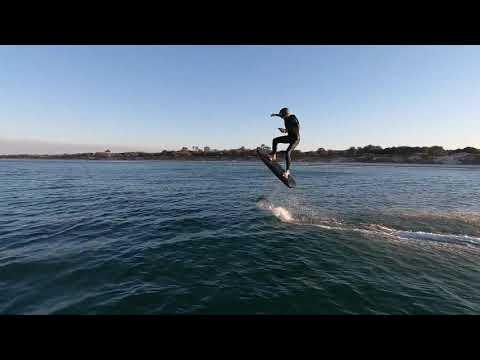 Fliteboard rental - eFoil Freestyle. It's a thing!