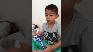 Kid Wonders Why People Laugh At Farts - 987654