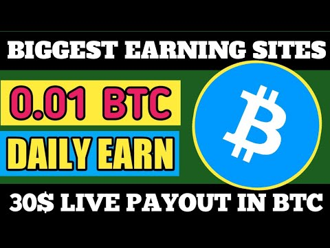 30$ Live Withdrawal | New Bitcoin Mining Website | Free Bitcoin Earning Site 2020 | Free BTC Mining