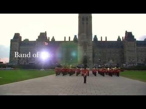 Band of The Ceremonial Guard / Musique de la Garde de cérémonie   Fortissimo 2014