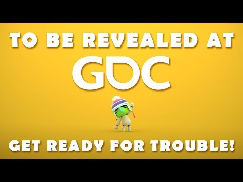 Prepare yourself for trouble! - To be revealed at GDC 2018