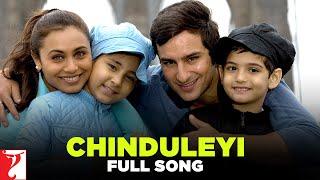 Telugu: Chinduleyi Full Song | Ta Ra Rum Pum | Saif Ali Khan, Rani Mukerji | V. Hemachandra, Gayatri