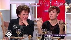 Noémie De Lattre, féministe pour homme ! - C à Vous - 21/03/2019